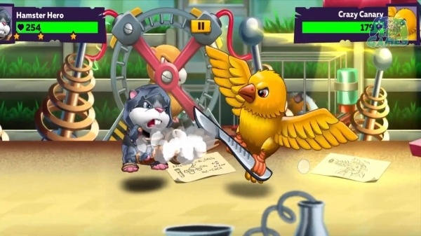 Hamsters: PVP Fight For Freedom Android Game Image 2