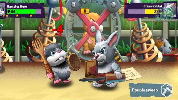 Hamsters: PVP Fight For Freedom Android Game Image 3