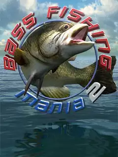 Bass Fishing Mania 2 Java Game Image 1