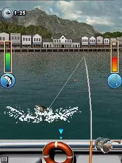 Bass Fishing Mania 2 Java Game Image 3