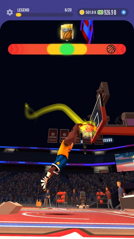 Basketball Legends Tycoon - Idle Sports Manager Android Game Image 3