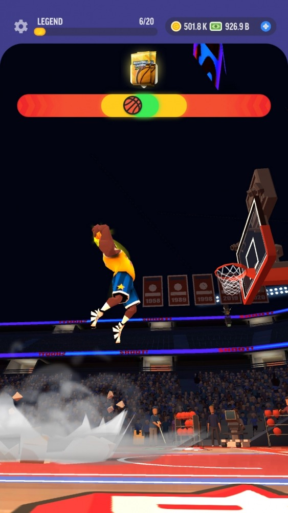 Basketball Legends Tycoon - Idle Sports Manager Android Game Image 4