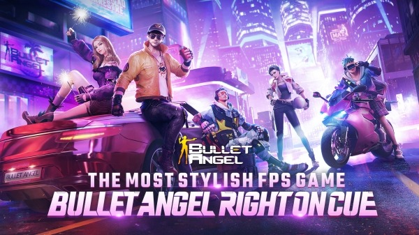Bullet Angel: Xshot Mission M Android Game Image 1