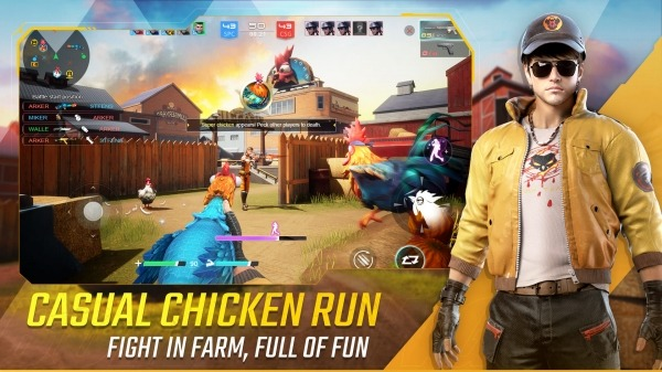 Bullet Angel: Xshot Mission M Android Game Image 3