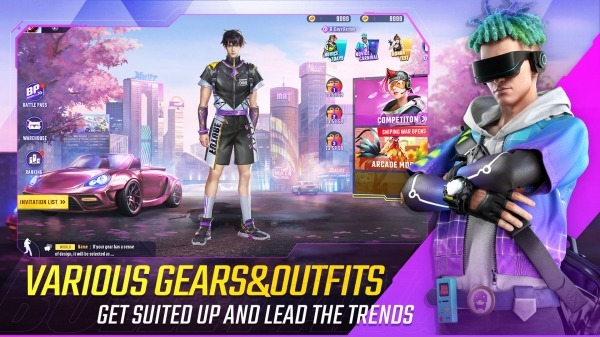 Bullet Angel: Xshot Mission M Android Game Image 4
