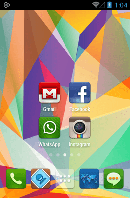 Luxx Icon Pack Android Theme Image 2