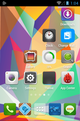 Luxx Icon Pack Android Theme Image 3