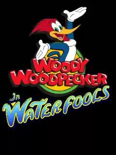 Woody Woodpecker: In Waterfools Java Game Image 1