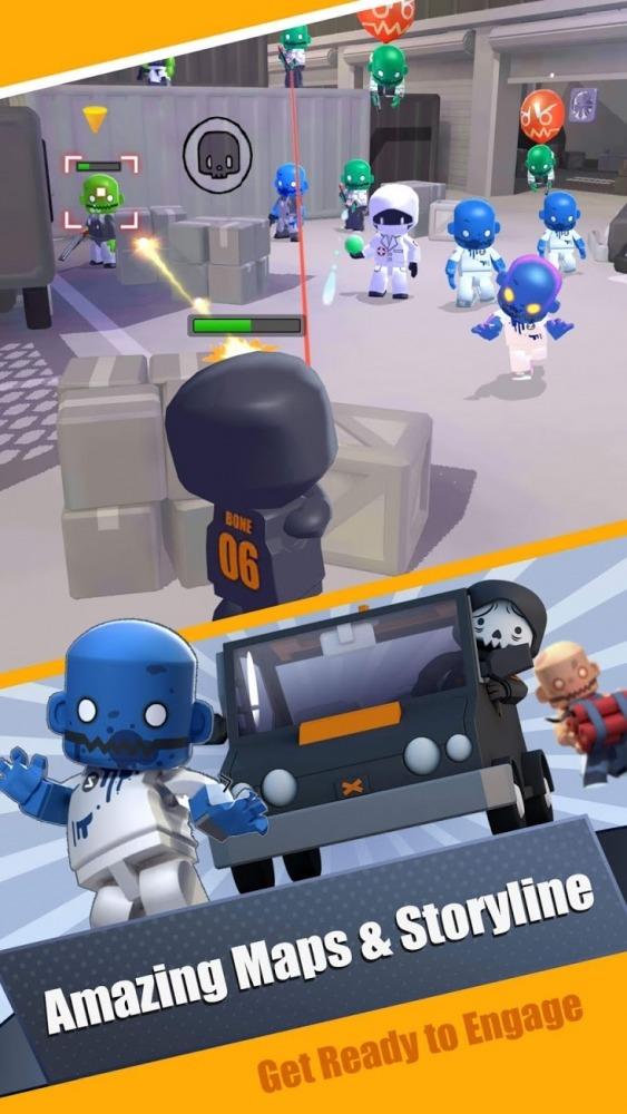 Senor Bone Android Game Image 1
