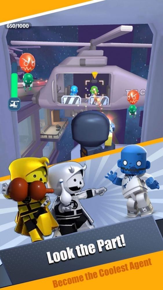 Senor Bone Android Game Image 2