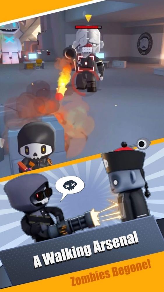 Senor Bone Android Game Image 3