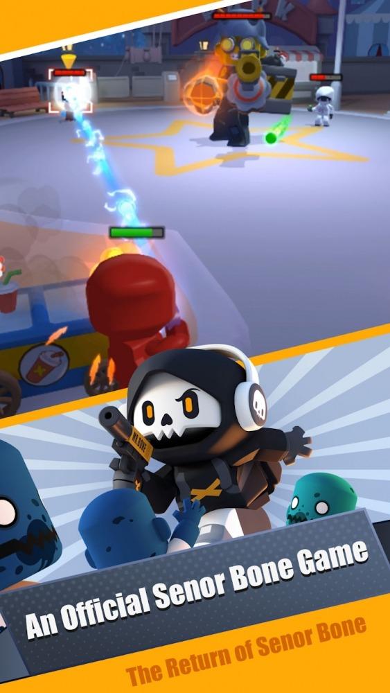 Senor Bone Android Game Image 4