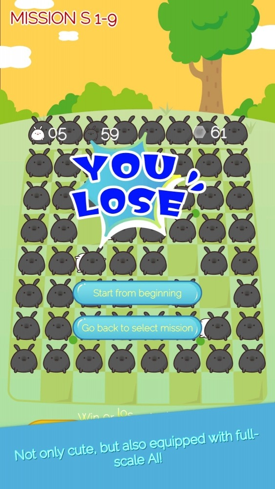 Bunny And Reversi Android Game Image 3