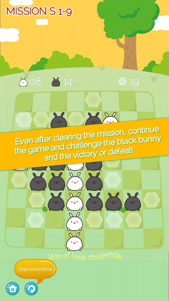 Bunny And Reversi Android Game Image 4
