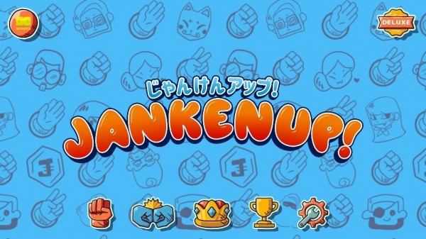 JanKen UP! Android Game Image 1