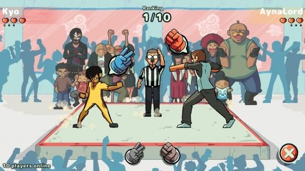 JanKen UP! Android Game Image 3