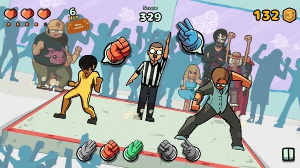JanKen UP! Android Game Image 4