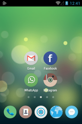 Numix Circle Icon Pack Android Theme Image 2