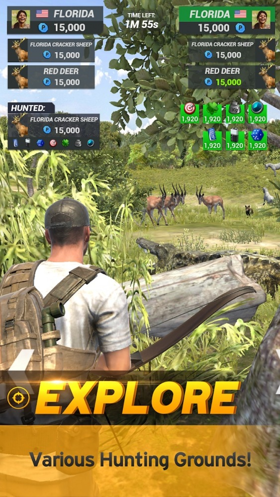 Archery Hunting Android Game Image 2
