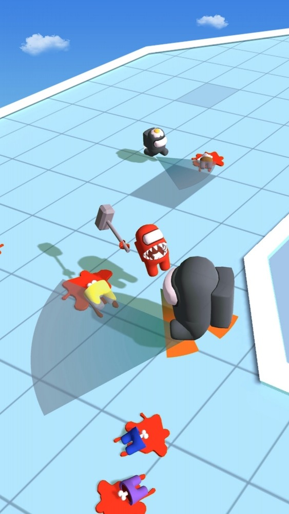 Imposter Smashers - Fun Io Games Android Game Image 1
