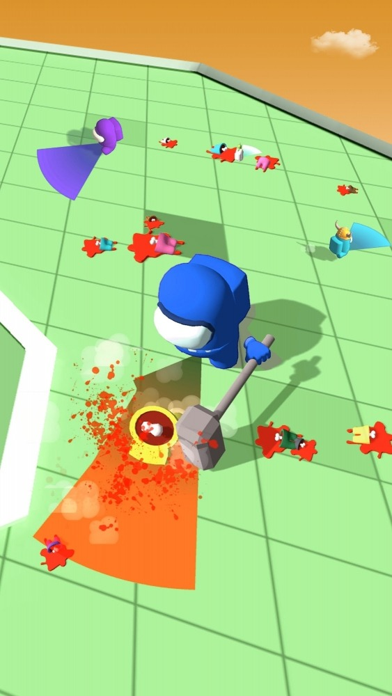 Imposter Smashers - Fun Io Games Android Game Image 3