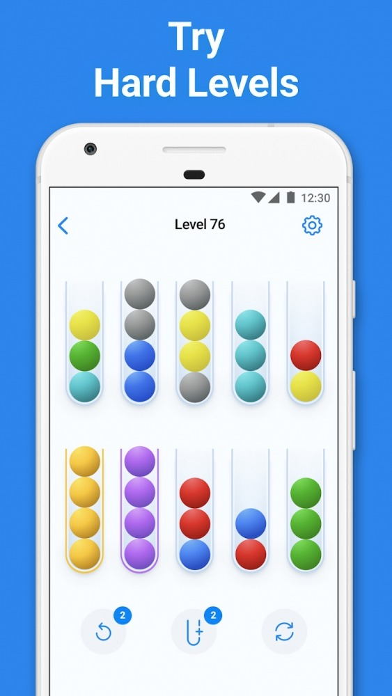 Sort 3D - Sorting Puzzle Games Android Game Image 3