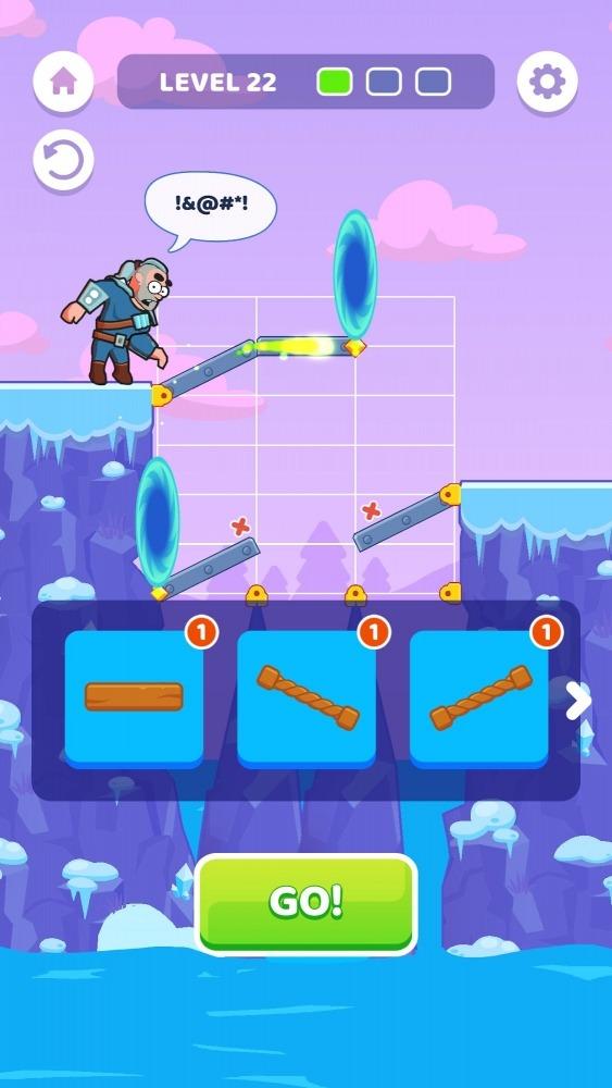 Bridge Legends Android Game Image 1