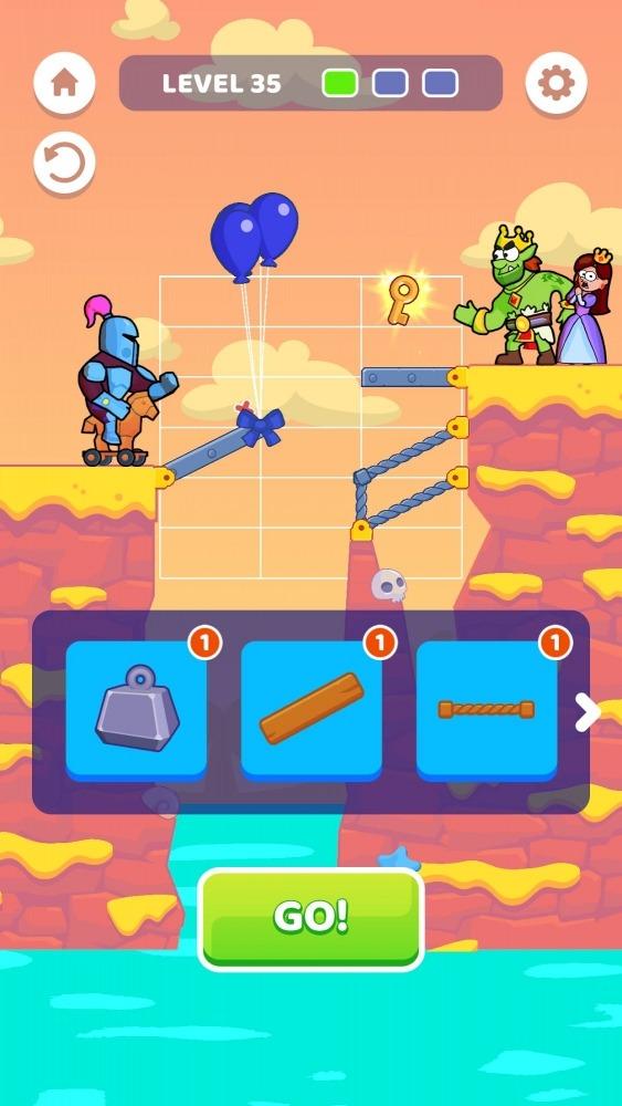 Bridge Legends Android Game Image 2