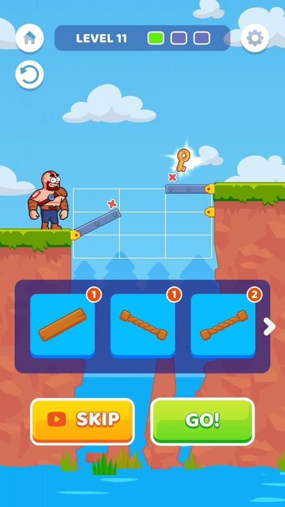 Bridge Legends Android Game Image 3