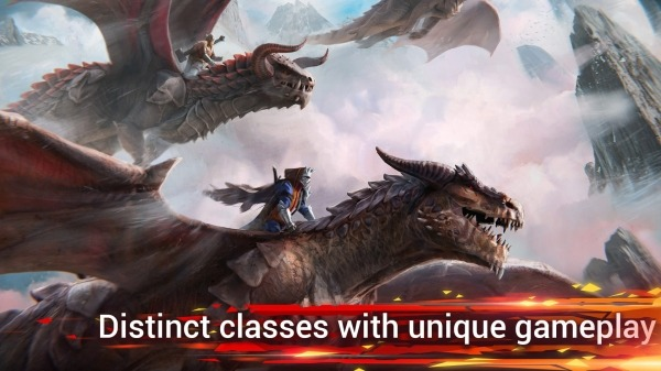 Dragon Masters: War Of Legends Android Game Image 2