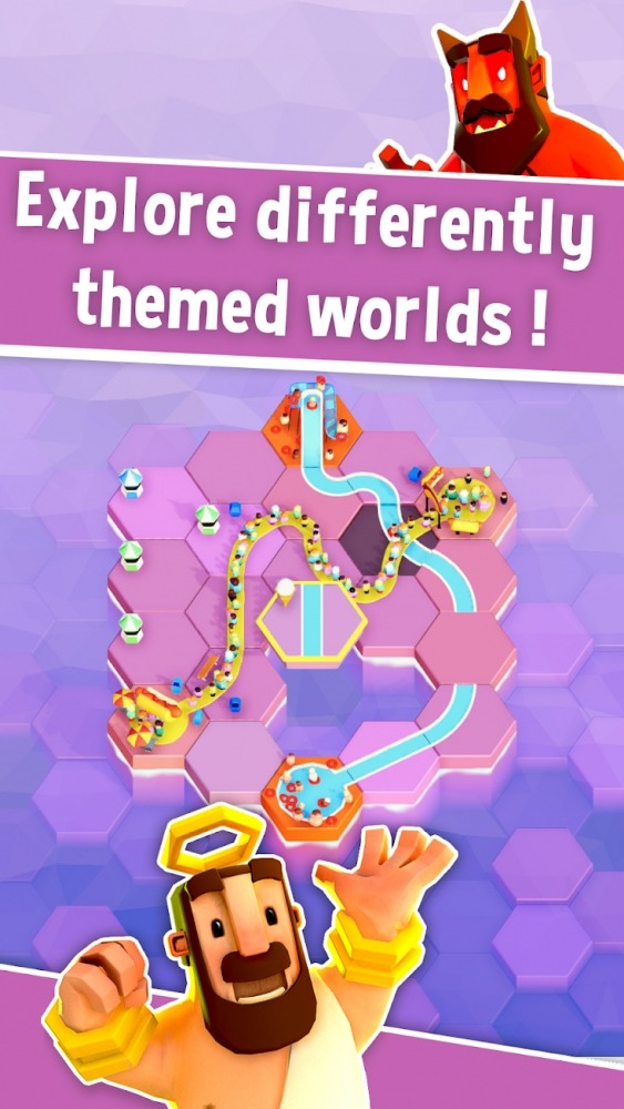 HIX: Puzzle Islands Android Game Image 2