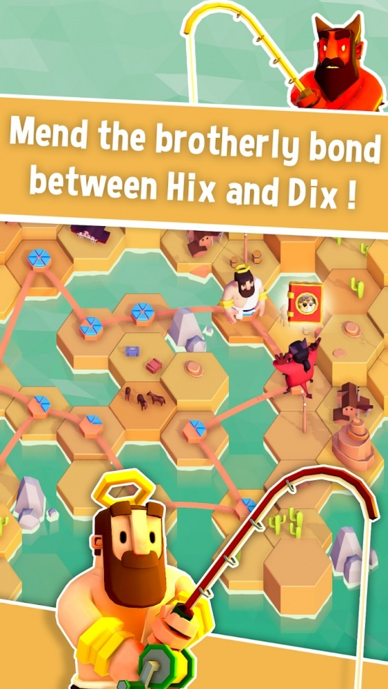 HIX: Puzzle Islands Android Game Image 3