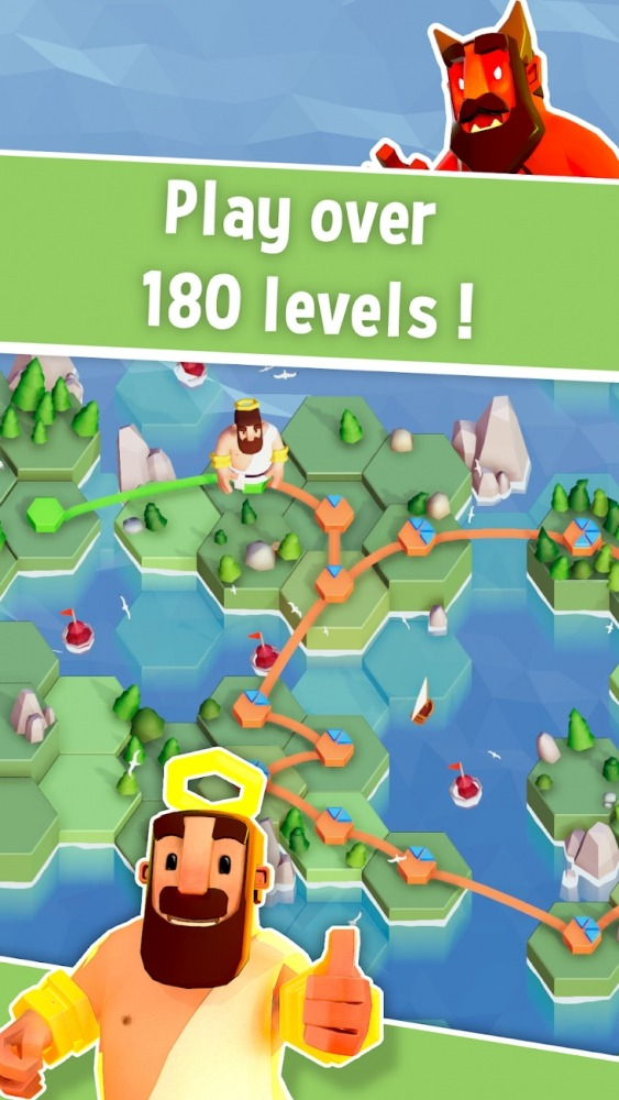 HIX: Puzzle Islands Android Game Image 4