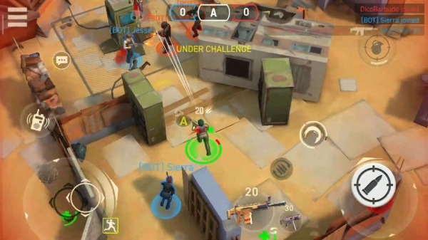 Outfire Android Game Image 1