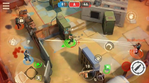 Outfire Android Game Image 4