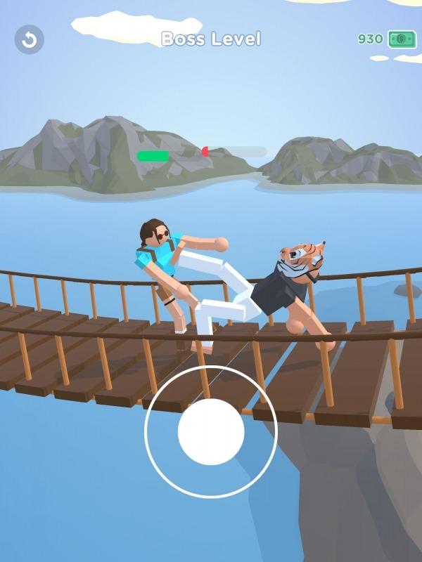 Ragdoll Fighter Android Game Image 2
