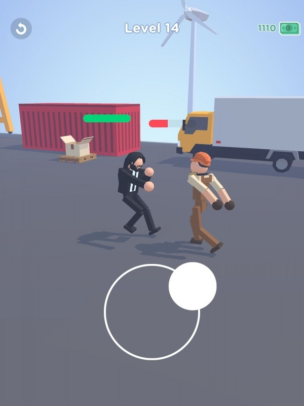 Ragdoll Fighter Android Game Image 3