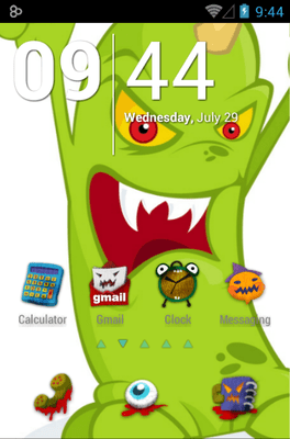 Color Young Icon Pack Android Theme Image 1