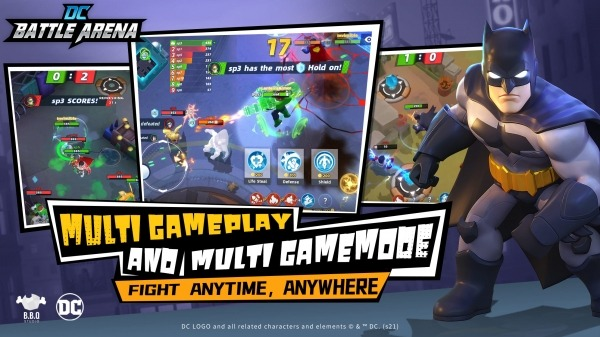 DC Battle Arena Android Game Image 2