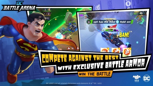 DC Battle Arena Android Game Image 3