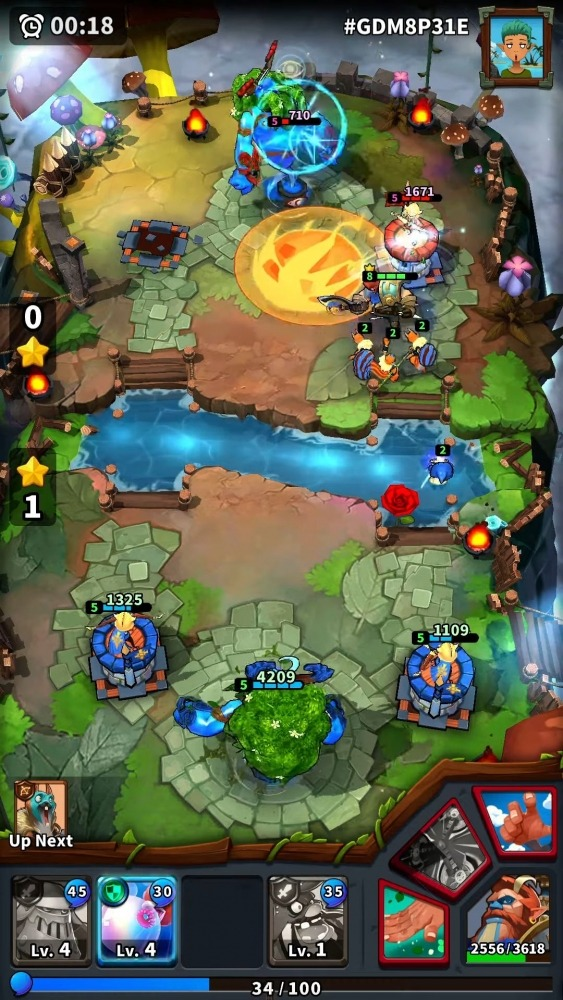 Nano Legends Android Game Image 2