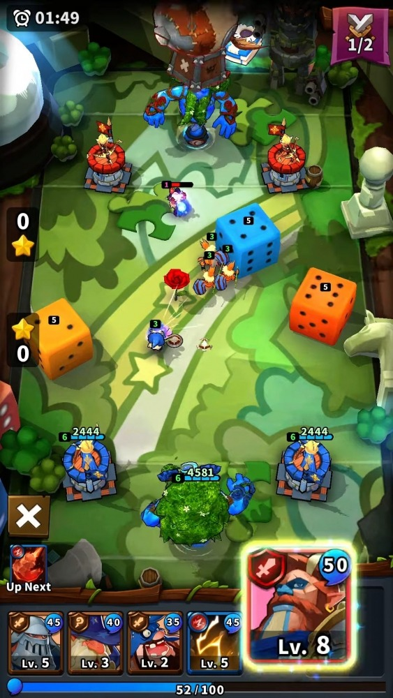 Nano Legends Android Game Image 3