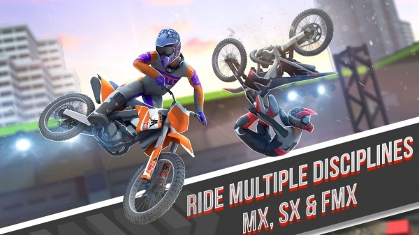 TiMX: This Is Motocross Android Game Image 1