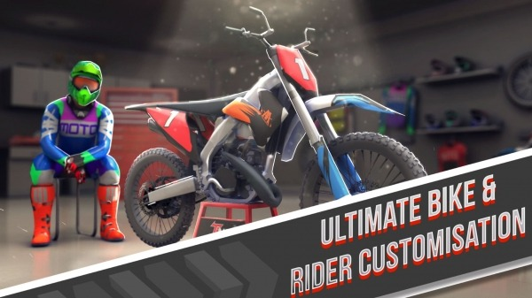 TiMX: This Is Motocross Android Game Image 3
