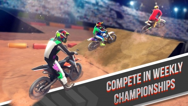 TiMX: This Is Motocross Android Game Image 4