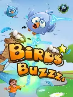 Birds Buzzzz Java Game Image 1