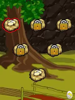 Birds Buzzzz Java Game Image 2