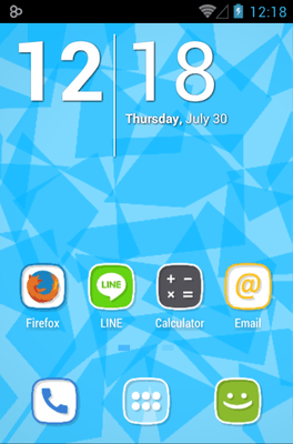 Squircle Icon Pack Android Theme Image 1