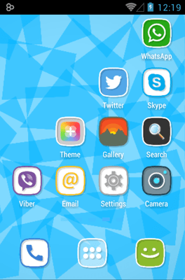Squircle Icon Pack Android Theme Image 3