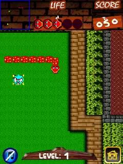 Super Snake: Pro Java Game Image 3